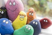 Kreatives & Basteln / Hier gibt es tolle Ideen zum Basteln mit und für die Kids...