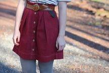 Clothing Pattern Wishlist / by Gwendellyn H