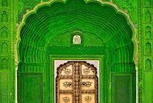 Colour green | Kleur green