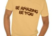 T-shirts Only  / Promoting Creative People from all over the world who have a ZAZZLE store. I hope you enjoy it!