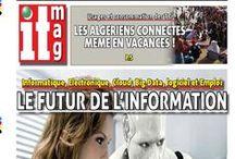 IT MAG / L'Hebdo des TIC et de l'Économie Numérique. Le pionnier de la presse TIC en Algérie.