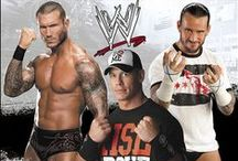WWE Wrestlers / World Wresting Entertainment…doesn't get any better than this! / by Morgan E. Thompson