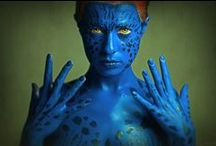 My - Bodypainting