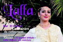 LALLA / Lalla magazine féminin Algérien.
