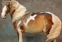 Breyer horses / This is a folder for Breyer collectors and just some beautiful models!