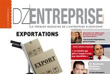 DZ/Entreprise / Le premier magazine de l'entreprise algérienne.