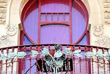 Balconies & Windows / Windows | Balconies / by Ruth HJ