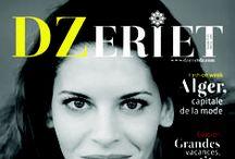 DZeriet / Tous les magazines de Dzeriet ,  en Français, en Arabe.
