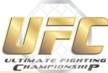 UFC / by Morgan E. Thompson