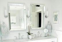 Home Decor: Bathroom / bathroom design | bathroom design idea | bathroom decor