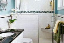 Mosaic & bathroom