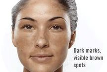 Lighten Brown Spots and Reduce Wrinkles / Lighten Brown Spots and Reduce Wrinkles with Chemical Peels, Intense Pulsed Light (IPL) and Dermaplaning at Truth + Beauty Medical Spa, Roslyn Height, Long Island, New York.  http://truthandbeautyspa.com/behind-the-science/intense-pulsed-light/