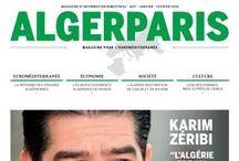 ALGERPARIS / Magazine pour l'euroméditéranée