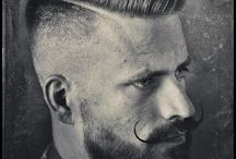The Dapper Gentleman Style / This board highlights the gentleman's dapper style with fashion cuts, beards/mustache grooming, hipster fashion. / by V. Valentino Alx