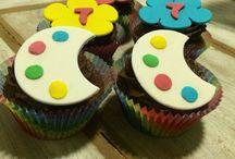 Meus Bolos e Cupcakes / Cake Design