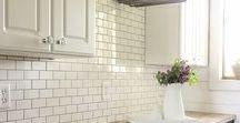 Home Decor: Laundry Room / laundry room ideas | decor ideas for your laundry room | utility room ideas | laundry room designs