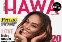 Hawa / Hawa Magazine 100% Algérien féminin