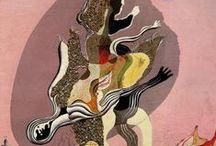 Artistas ícones / Figuras ímpares na arte mundial