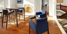 Trades Hall / The Perth Trades Hall is an important part of Perth history. Furniture Options worked with the team from JUO Design to select ranges from M+re Contract and Bontempi