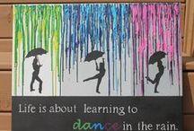 Melted Crayon-Art
