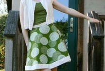 Kleider und Röcke selber machen