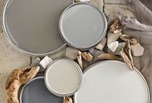 Painting Ideas / Paint color samples | paint colors in actual rooms | Painting ideas and tips| Get inspired on paint colors