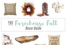 Fall Decor / beautiful fall decor | decor ideas for fall | fall decor ideas | happy fall decor