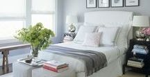 Home Decor: Guest Bedroom / guest bedroom decor | guest bedroom ideas | guest bedroom design | guest bedroom styling | how to design and style your guest bedroom | farmhouse style