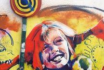 Street art Granada / Street art in Granada