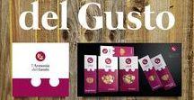 Design Logo - Packaging - SitoWeb de L'Armonia del Gusto / Costruzione Logo de L'Armonia del Gusto. Packaging Happy Chef.