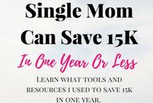 Saving Money / Save money tips, strategies, create a budget, ideas for how to save money.