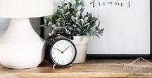 Home Decor Styling & Vignettes / Home Decor styling Ideas | Vignette ideas | home styling and vignette inspiration