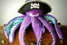 Amigurumi / by Debbie Byerly-Burkey