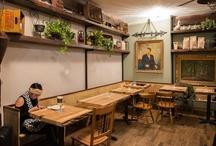 Komerční prostory-restaurant