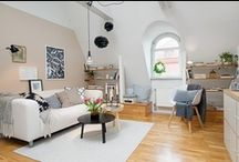 living room - obývací pokoje