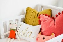 ROOM FOR LITTLE ONES / kids interiors