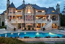 Dream House / Gorgeous houses and designs!