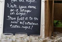 Hochzeit: Tischdeko, Sitzordnung, Gastgeschenke