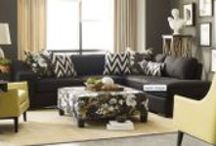 Leather Sectional Sofas / Leather sectional seating.  Direct from North Carolina.  All of our furniture is custom made for you.   Our styles range from mild to wild.  Our design staff is anxious to help you design a one of a kind leather sectional.