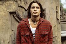 Jared Leto.  That is All. / ☆Jared Leto fan for life yo!!  Still not over Jordan Catalano!☆ / by Jennifer Cooper