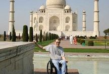 Wheelchair accessible tourism