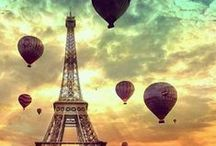 Paris...Is for Lovers / I enjoyed my visit to Paris,  I want to share the highlights