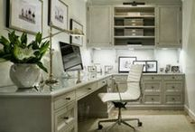 Work from Home in Style / Home offices in at variety of styles...