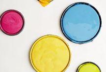 Color Explosion! / Leuke kleuren combinaties en inspiratie