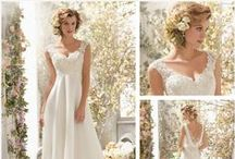 WEDDING COLLECTIONS / Various types design of Weddings. Wedding Dresses, Engagement  Rings etc.