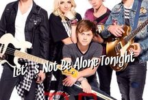R5 / BEST BAND EVER!!!! LOVE THEM!!!! Feel free to invite anyone you like! :)