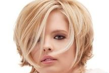 Hair Fashion and Cuts.... Trending Styles. / Good looking hair ideas for everyday or special occasions.  Old designs and new ideas.