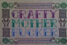 Cross Stitches Bitches