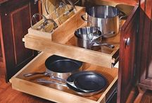 Organisation - Kitchen and Butlers Pantry / Organisation ideas for kitchen
