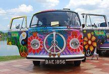 Bus da move / Love of vw
